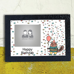 Cartoon Birthday Frame