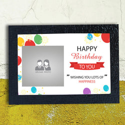 Wishing Birthday Frame