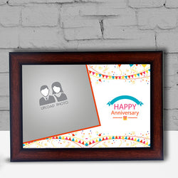 Happy Anniversary Gift Frame