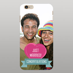 Iphone - Just Married