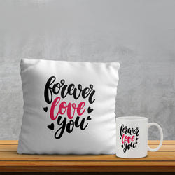 Love U Pillow & Mug