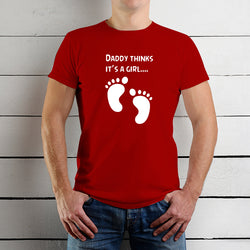 Daddy Thinks T-shirt