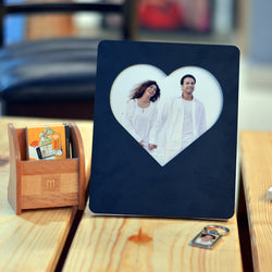 Tabel Top Heart Frame