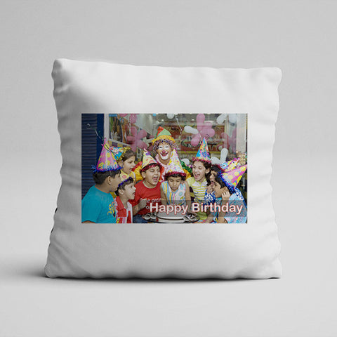 Birthday Pillow 16x16