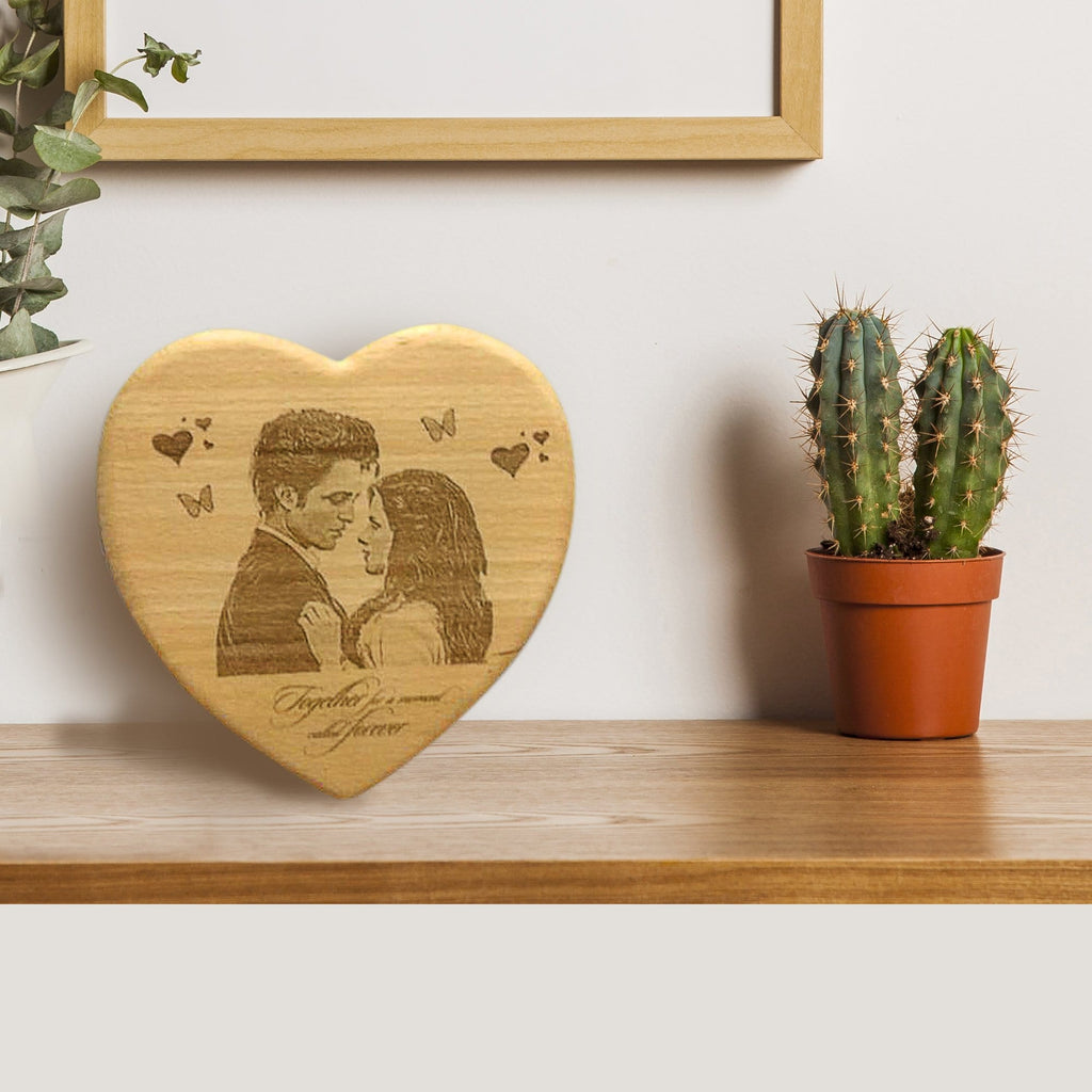 Wooden Engraving HS