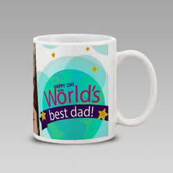 World Best Dad Mug