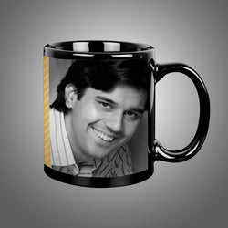 I Love Dad Balck Mug