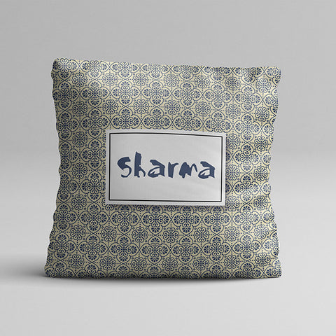 Texture Full Printed Pillow