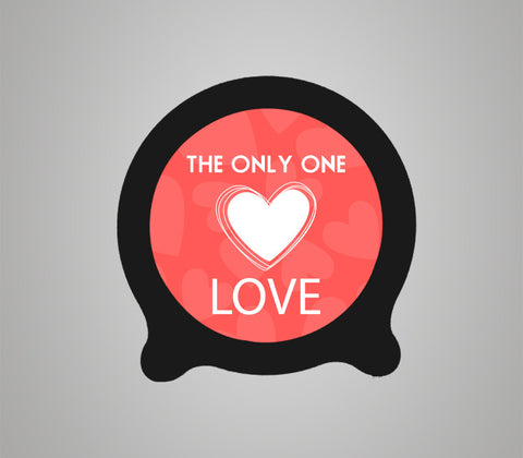 One Love Special Frame