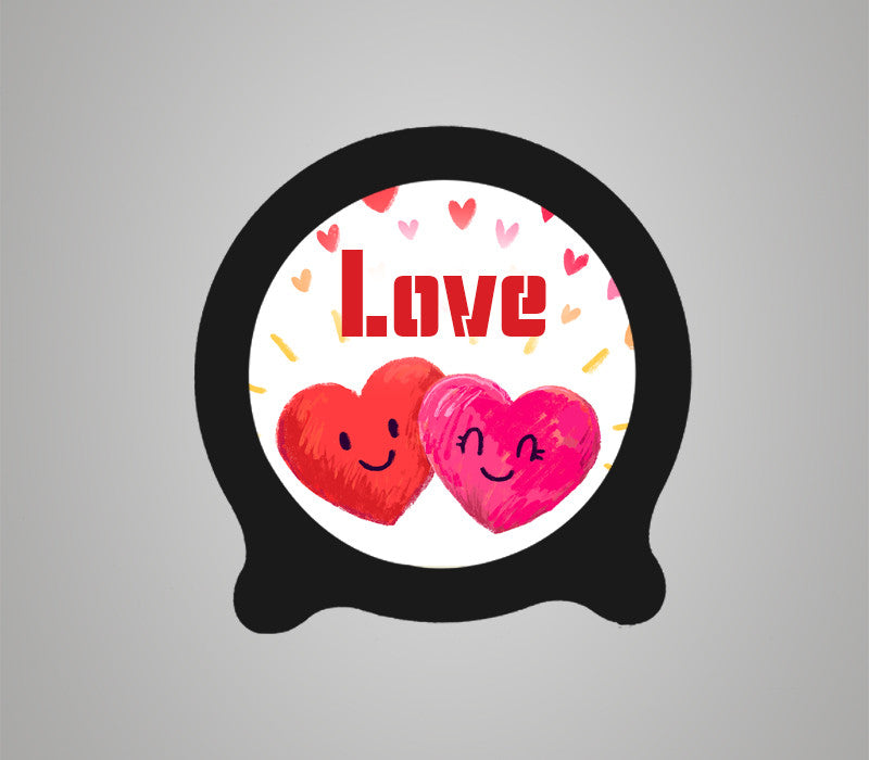 2 Hearts love Special Frame