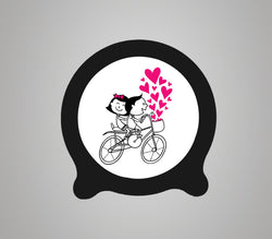 Love Cycle Special Frame