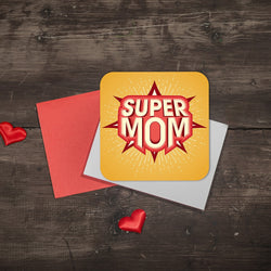 Super Mom Magnet