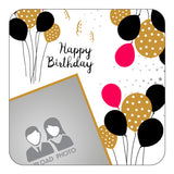 Ballon Birthday Magnet