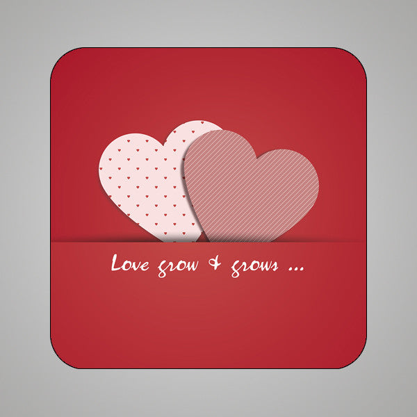 Love Grow3.5x3.5 FM-