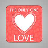 Only Love3.5x3.5 FM-