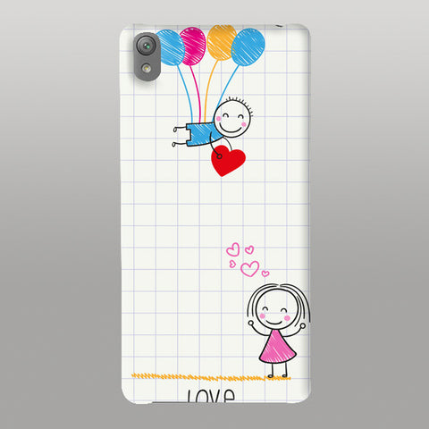 Love VD-Mobile Case