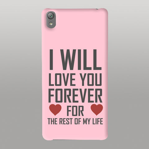 Love U Forever-Mobile Case
