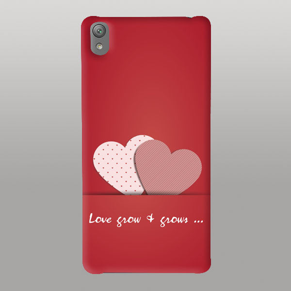 Love Grow-Mobile Case