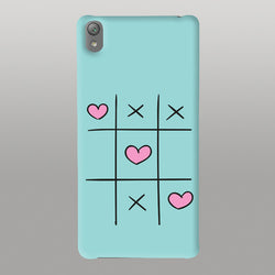 Cross & Heart-Mobile Case