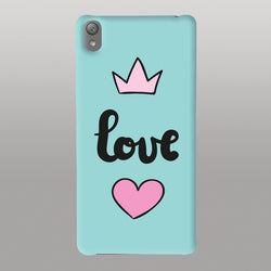 Love Hrt-Mobile Case
