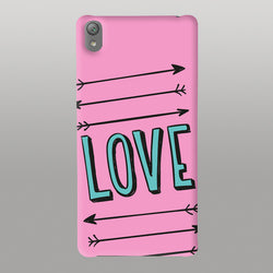 Love:->Mobile Case
