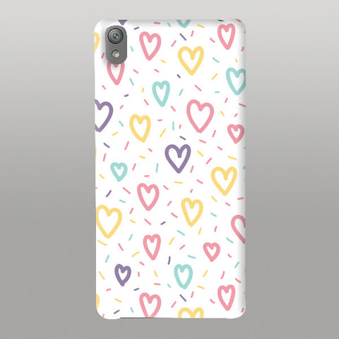 M.Colour Hrt-Mobile Case