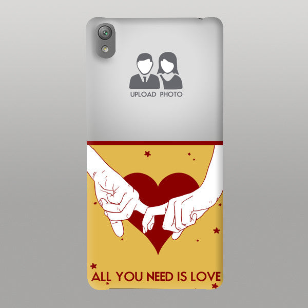 All you need is love Case