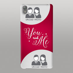 You & Me 2Pic Case