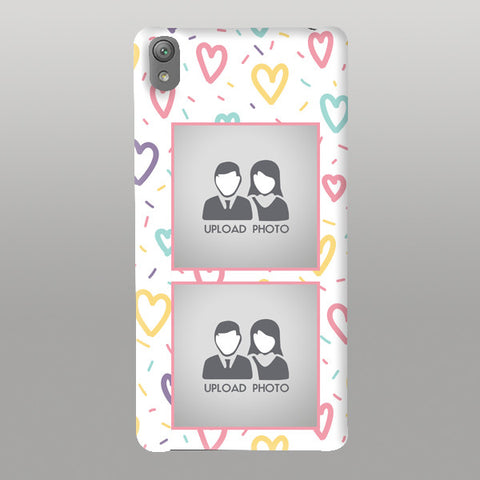 Multi Color Love Case