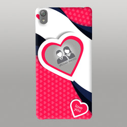 Pink Abstract love case