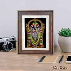 Lord Balaji Radium Photo Frames