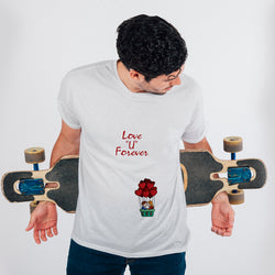Love you forever T-shirt