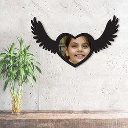 Angel wings frame