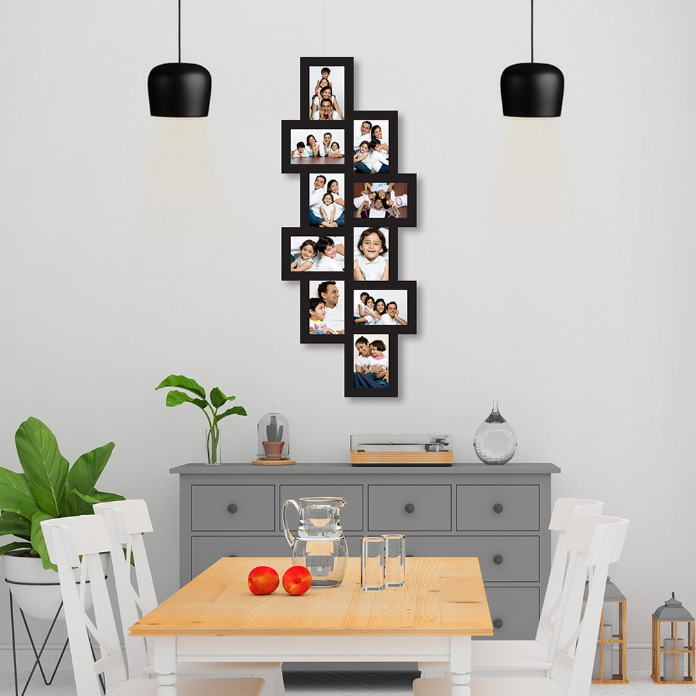10 Pic Vertical frame