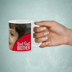 Worlds Best Brother Mug