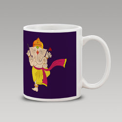 Color Abstract Ganesh Mug