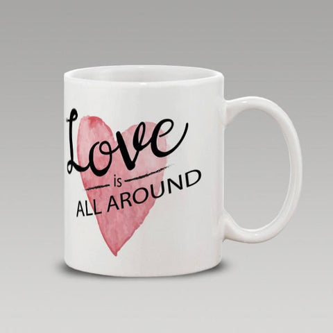 Love All Around.Wt-Mug