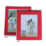 Family Birthday Flip Photo Stand-8x6