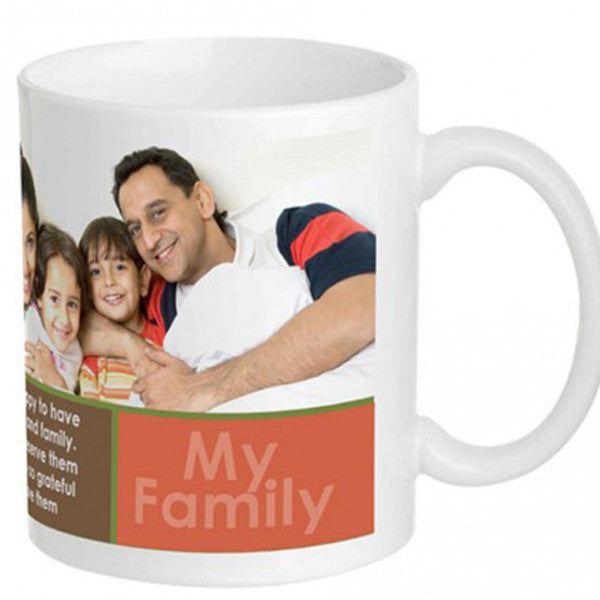 MY Family-WT Mug