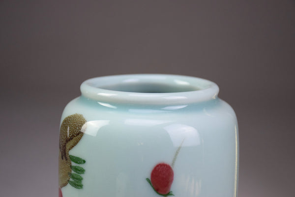 20th Century Chinese Ceramic Vase - Spirit Gallery