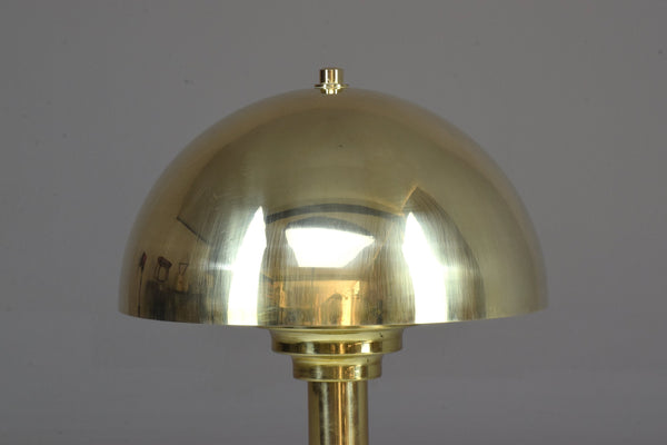 Shop 20th Century French Brass Table Lamp - Spirit Gallery