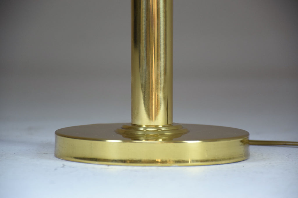 20th Century French Brass Table Lamp - Spirit Gallery