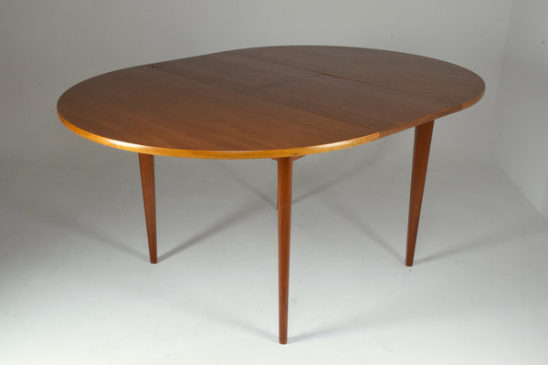 20th Century French Vintage Adjustable Dining Table, 1960's - Spirit Gallery
