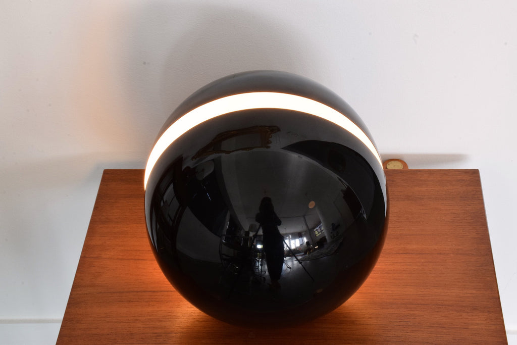 20th Century Globe Table Lamp by Andrea Modica for Lumess, 1980s - Spirit Gallery