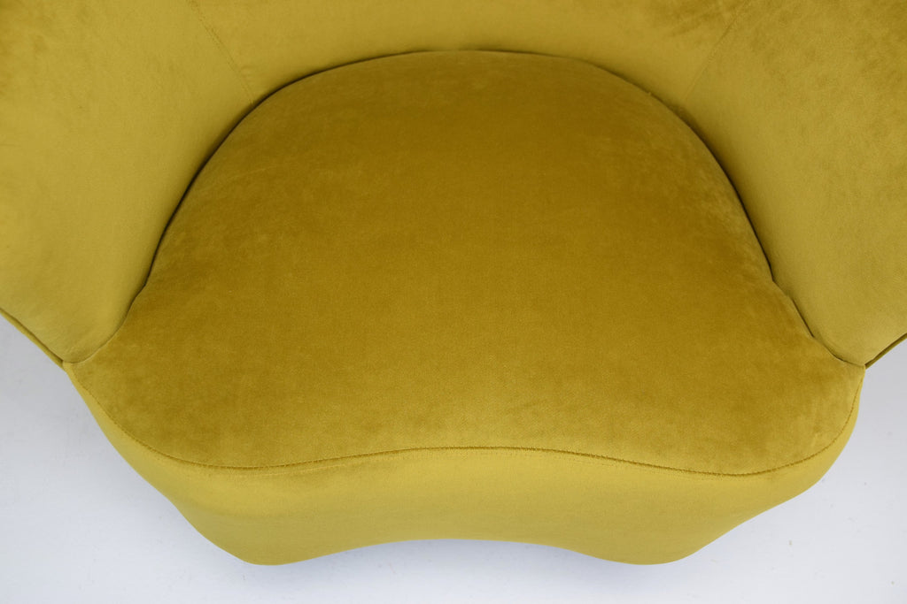 Shop 20th Century Italian Armchair by Gio Ponti for Casa e Giardino, 1930s - Spirit Gallery