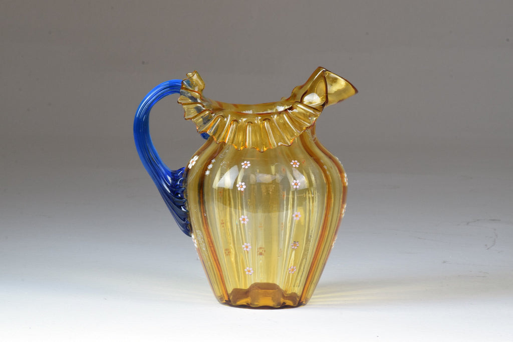 Shop 20th Century Italian Murano Liberty style Pitcher - Spirit Gallery