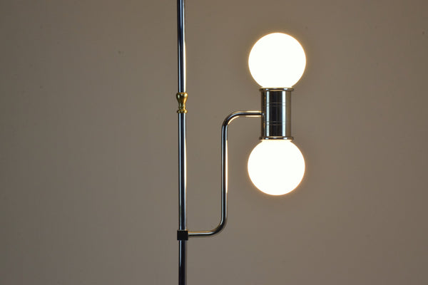 20th Century Italian Murano Marble Floor Lamp, 1960s - Spirit Gallery