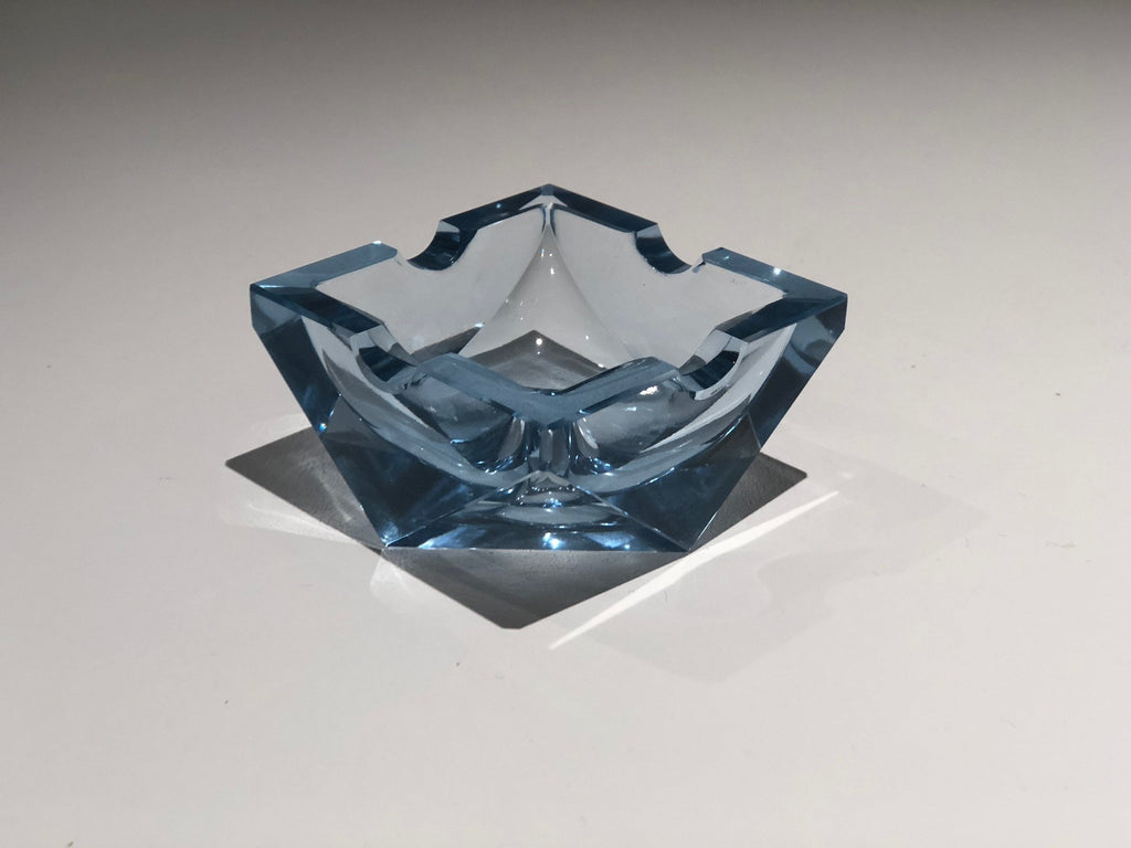 Shop 20th Century Vintage Art Deco Glass Ashtray, 1930-1940 - Spirit Gallery