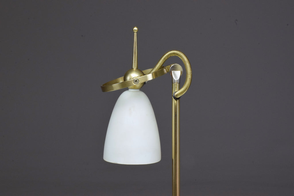 20th Century Vintage Brass Table or Desk Lamp, 1980's - Spirit Gallery
