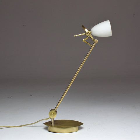 Shop 20th Century Vintage Brass Table or Desk Lamp, 1980's - Spirit Gallery